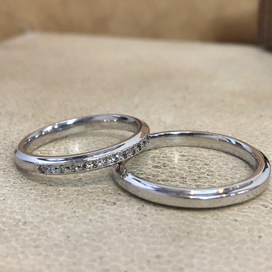 マリッジリング、結婚指輪 「grazia(グラッツィア)」1