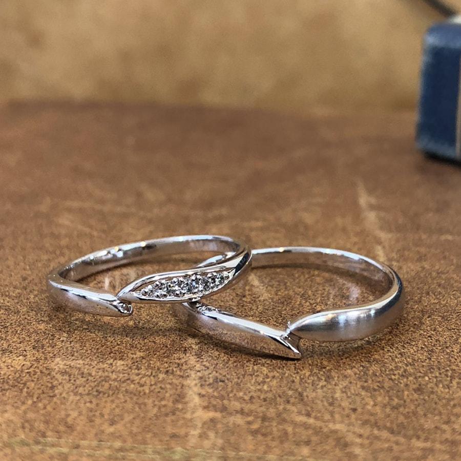 マリッジリング、結婚指輪 「legame(レガーメ)」2
