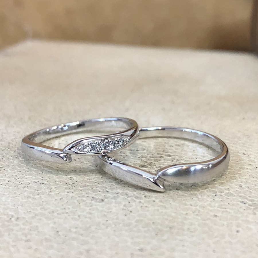 マリッジリング、結婚指輪 「legame(レガーメ)」1
