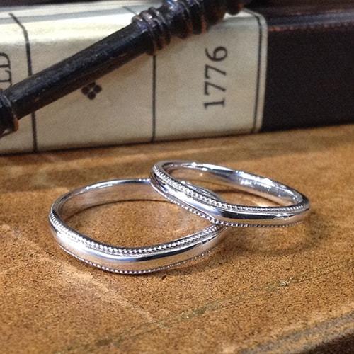 マリッジリング、結婚指輪 「lino(リノ)」