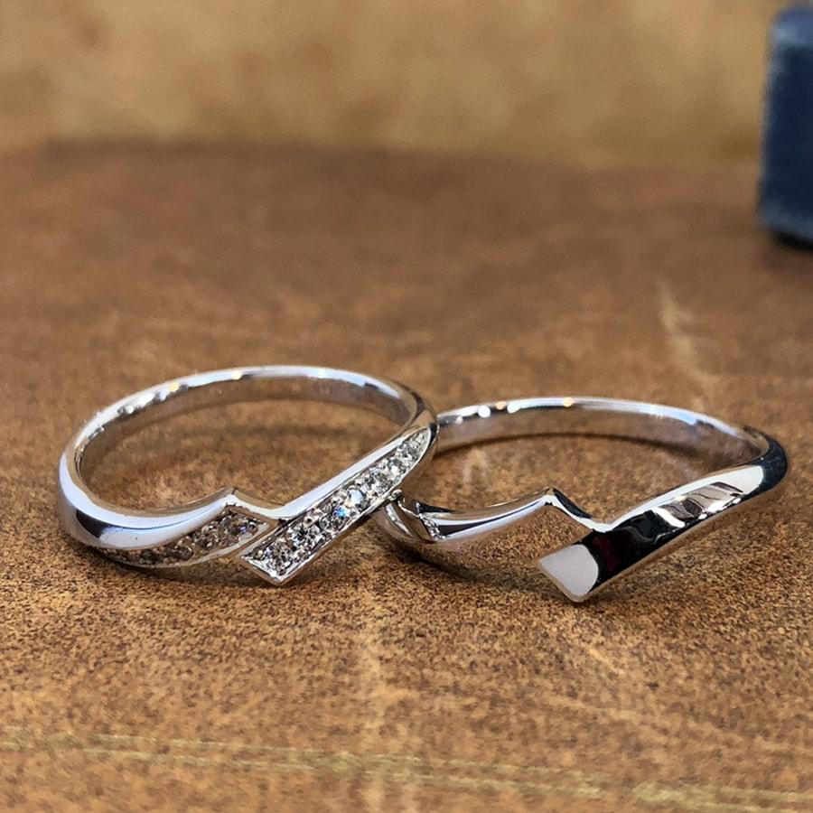 マリッジリング、結婚指輪 「luce(ルーチェ)」2