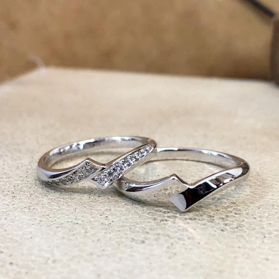 マリッジリング、結婚指輪 「luce(ルーチェ)」1