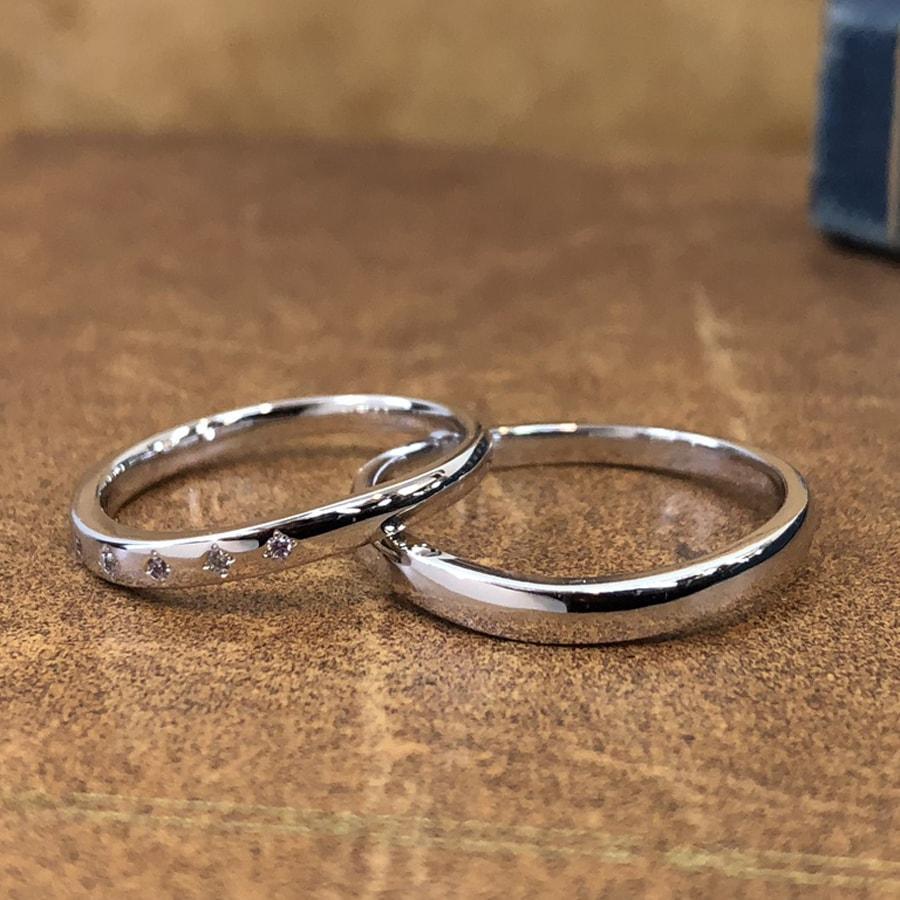 マリッジリング、結婚指輪 「puro(プーロ)」2
