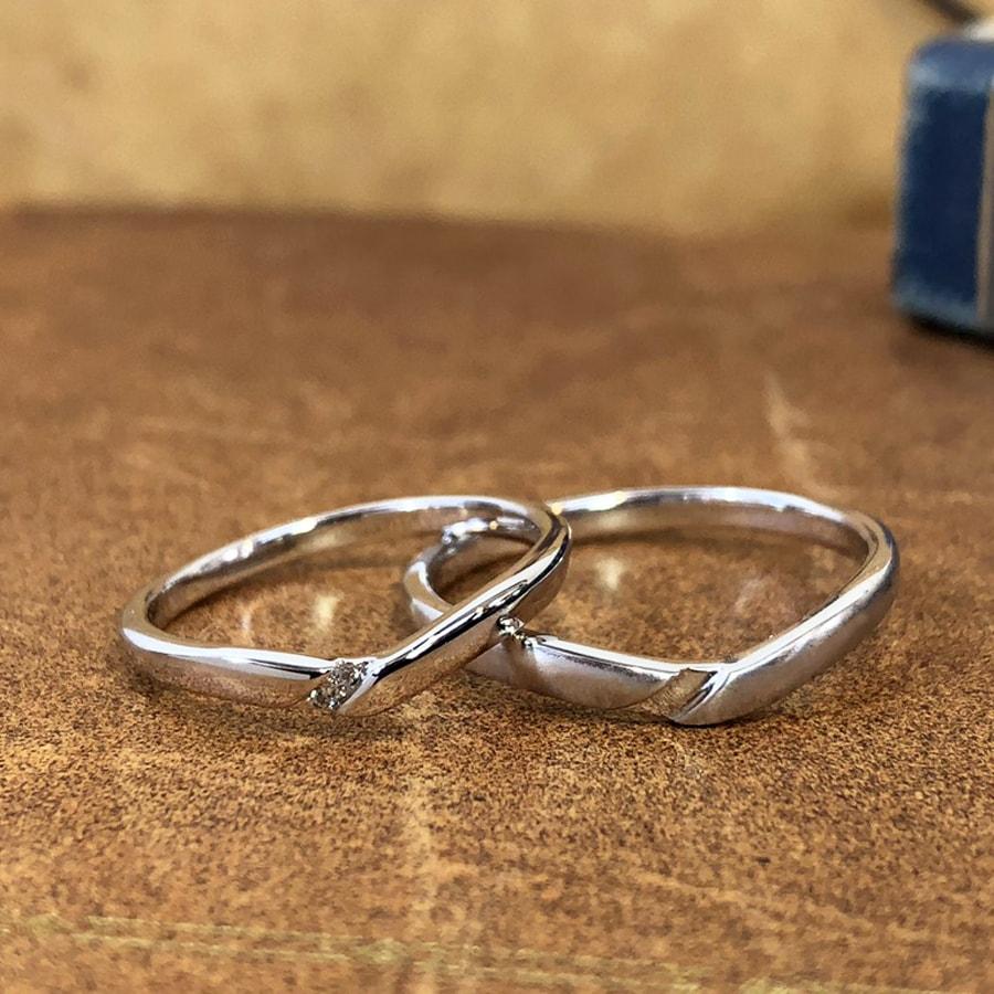 マリッジリング、結婚指輪 「vicino(ヴィチーノ)」2