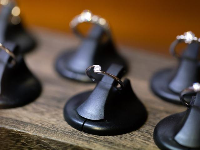 指輪ディスプレイ2