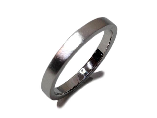 鍛造結婚指輪仕上げ「マット仕上げ」
