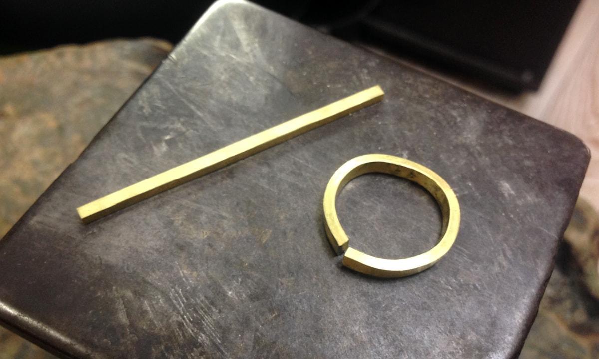 結婚指輪手作りプラン鍛造コース特徴1イメージ