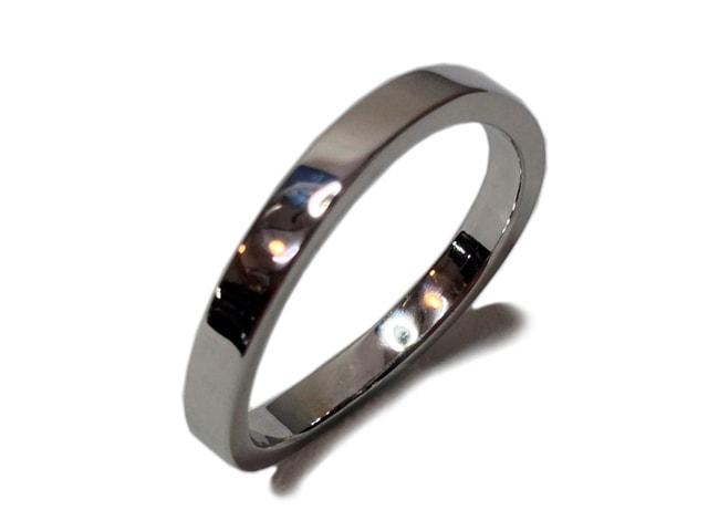 鍛造結婚指輪「ウェーブ」