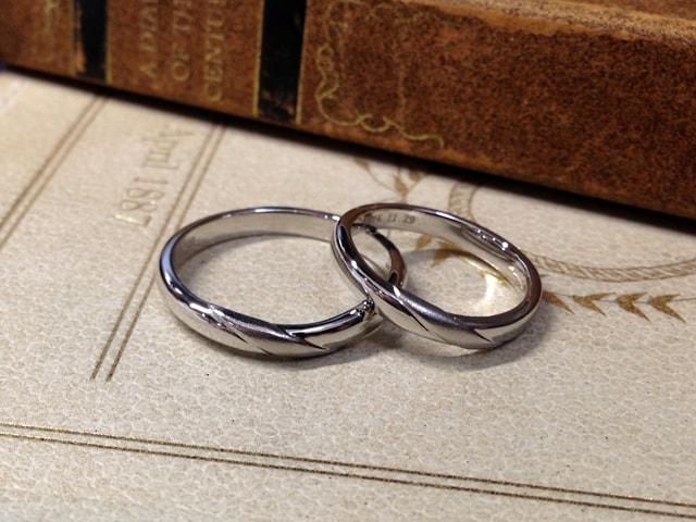結婚指輪手作りプラン・ワックスコース概要