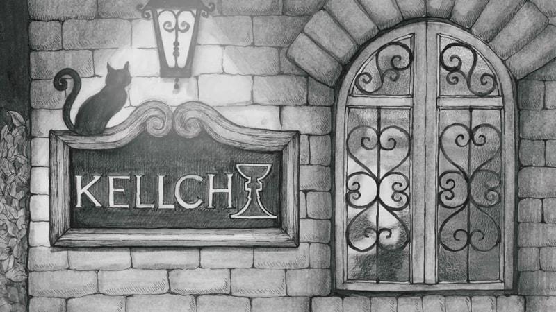 ケルヒ指輪工房窓のシーン