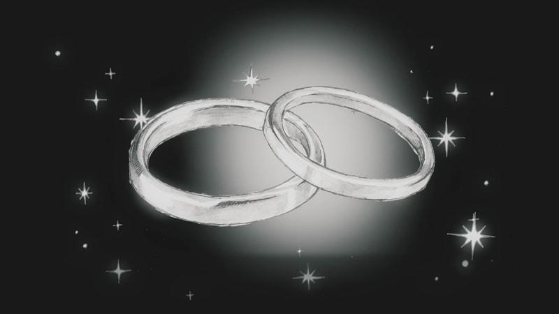 おじいちゃんの指輪